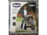 Chicco Rain Cover for 3 Wheeler Stroller - NEW - £10 ovno