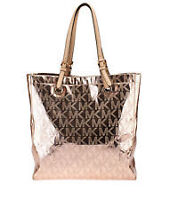 MICHAEL KORS ROSE GOLD BAG
