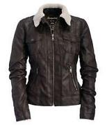 Womens Aviator Jacket