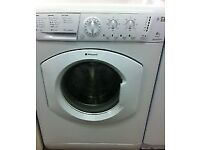 Hotpoint WML540 6kg 1400 Spin White A Rated Washing Machine 1 YEAR GUARANTEE FREE FITTING
