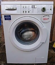 Bosch 8kg washing fully working washing machine washes lovely can deliver with warranty very clean