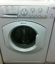 56 Hotpoint WML540 6kg 1400 Spin White A Rated Washing Machine 1 YEAR GUARANTEE FREE DEL N FIT