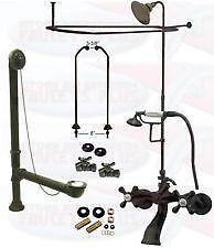 Clawfoot Tub Shower Plumbing Fixtures eBay