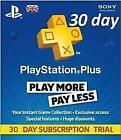 PlayStation Plus Subscription