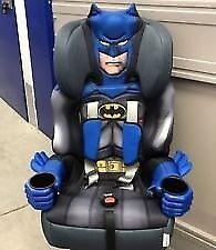Childs Batman Car Seat