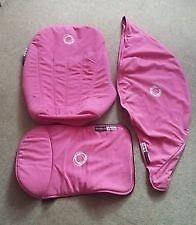 Fleece hot candy pink bugaboo fabric set Blacktown Blacktown Area Preview
