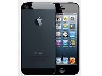 Unlocked iPhone 5, 32Gb storage, working, good condition and Dell laptop