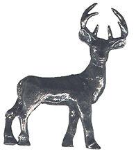 4 wholesale lead free pewter deer buck figurines F6022