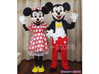CHILDREN ENTERTAINERS - MICKY MOUSE, MINNIE MOUSE