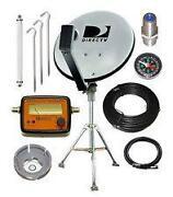 RV Satellite Dish