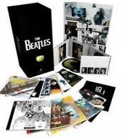 ***New Sealed The Beatles: Comp Stereo Box Set -16 CDs & 1 DVD**