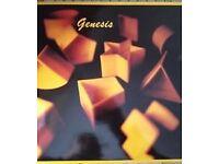 genesis vinyl