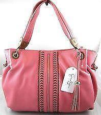Jessica Simpson Pink Handbags