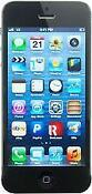 iPhone 5 16 GB Schwarz Vodafone