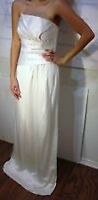 BCBG - Robe soirée / Evening Gown / White dress