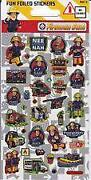 Fireman Sam Stickers