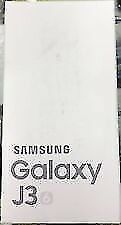 SAMSUNG GALAXY J3 2016 8GB WHITE BOXED LIKE NEW****UNLOCKED****