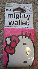 Dynomighty Hello Kitty MIGHTY WALLET tyvek billfold NEW Edmonton Edmonton Area image 1