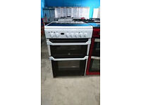 b551 white indesit 60cm ceramic electric cooker comes with warranty can be delivered or collected