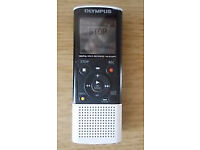 Olympus VN-8500PC dictaphone, very good condition