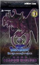 Blue Dragon: Dark Shadow Wielder Starter Deck (40 cards) New