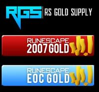 BUYING and SELLING Runescape Gold [2007 & EOC]