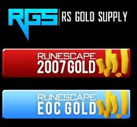 BUYING and SELLING RuneScape Gold [2007, EOC, and Deadman]