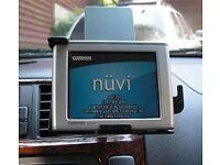 SAT NAV/GPS/GARMIN NUVI 300