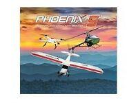 Phoenix R/C Pro Simulator v5.0 Best Simulator available