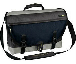 Targus messenger 16 inches laptop case/new in box Red or Blue001