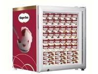 Haagen Dazs UF100G Counter Top Freezer