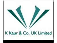 K Kaur & Co. UK Limited