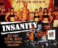 40$ Seulement. Shaun T INSANITY Deluxe. Neuf.13 DVD.