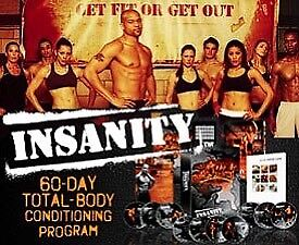 40$ Insanity Max 30 ou Reguliere Version Deluxe 13 Dvds. Neuf.