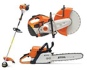 WANTED TO BUY! Chainsaws, Concrete Cutters, Lawn Mowers etc etc Toukley Wyong Area Preview