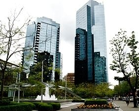 Boutique Studio Apartment Furnished in Downtown Vancouver #462d