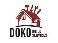 DOKO BUILD SERVICES Professional Handyman services, small to big jobs, multi-skilled team on hand