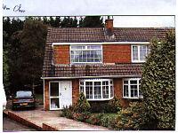 Single room in house, ALL BILLS INCLUDED. Good pub transport to city/Uni, Sky, Broadband, Wifi, £400