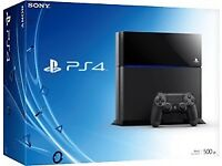 Boxed Ps4 500gb