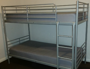 Ikea Svarta Bunk Bed Great Condition Traralgon Latrobe Valley Preview