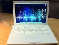 MacBook 160GB disque dur/2GB RAM tres propre