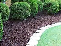 Mulch / woodchip for gardens, pathways, ground cover.