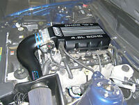 cover intake mustang 2005 a 2009