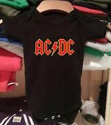 ACDC Baby Grow