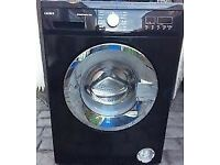black laurus washing machine