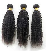 Curly Human Hair Weft