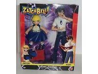 zatchbell toy figures