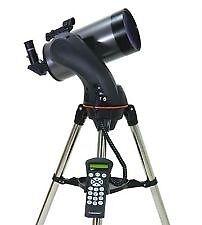 Celestron Nexstar 90 SLT Computerised Refractor Astronomy Telescope