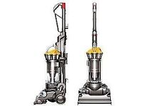 Dyson DC33 Multi Floor Bagless Upright Vacuum Cleaner Hoover