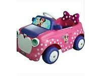 Minnie Mouse 6V Ride On Car